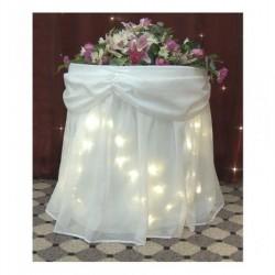 Starlight Cake Table Skirt