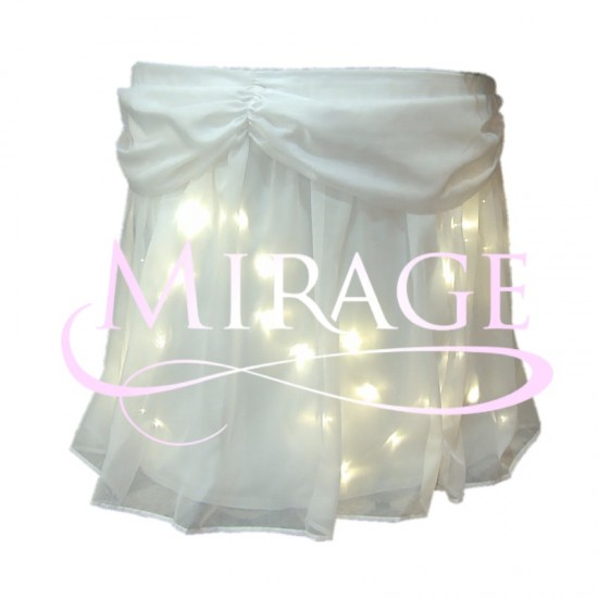 Wedding Backdrop Package | Backdrop, Top Table Skirt & Cake Table Skirt