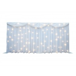 Starlight Wedding Backdrop LED Kit