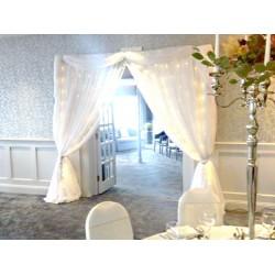 Starlight Double Door Curtain Kit