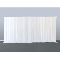 Pleated Drape