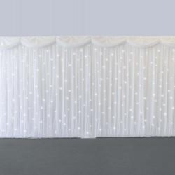 Starlight Wedding Backdrop Kit