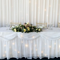Starlight Table Skirt (Mains Powered)