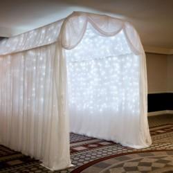 Starlight Wedding Walkway