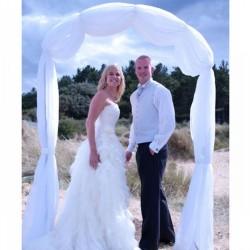 Starlight Wedding Arch